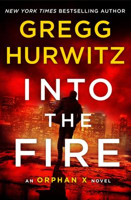 Gregg Hurwitz signs INTO THE FIRE @ The Poisoned Pen Bookstore