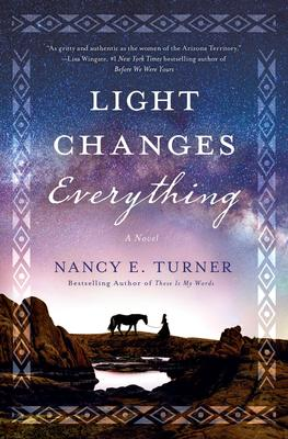 Nancy E Turner signs LIGHT CHANGES EVERYTHING @ The Poisoned Pen Bookstore
