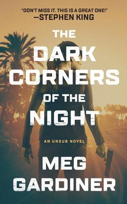 Meg Gardiner signs THE DARK CORNERS OF THE NIGHT @ The Poisoned Pen Bookstore