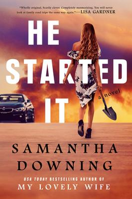CANCELED: Samantha Downing signs HE STARTED IT @ The Poisoned Pen Bookstore
