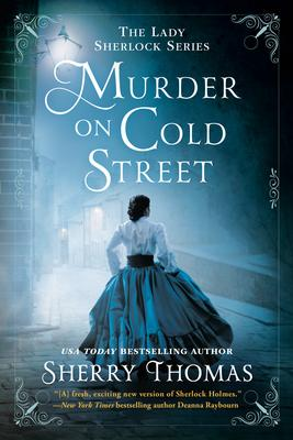 Sherry Thomas discusses Murder on Cold Street @ Virtual Event