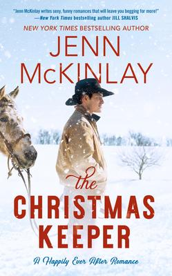 Jenn McKinlay signs THE CHRISTMAS KEEPER @ The Poisoned Pen Bookstore