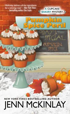 Virtual Book Launch! Jenn McKinlay discusses PUMPKIN SPICE PERIL @ The Poisoned Pen Bookstore