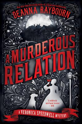 Deanna Raybourn signs A MURDEROUS RELATION @ The Poisoned Pen Bookstore