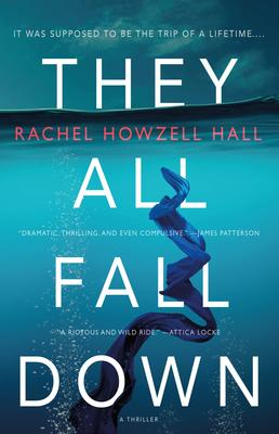 Rachel Howzell Hall signs THEY ALL FALL DOWN @ The Poisoned Pen Bookstore