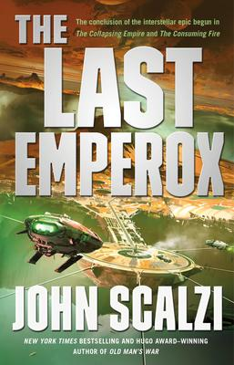 VIRTUAL EVENT: John Scalzi discusses THE LAST EMPEROX @ The Poisoned Pen Bookstore