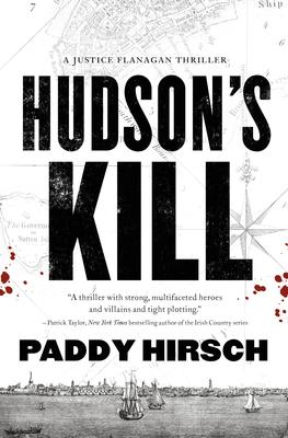 Paddy Hirsch signs HUDSON'S KILL @ The Poisoned Pen Bookstore