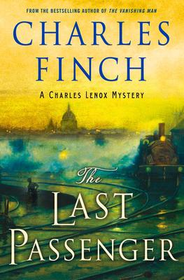 Charles Finch signs THE LAST PASSENGER @ The Poisoned Pen Bookstore