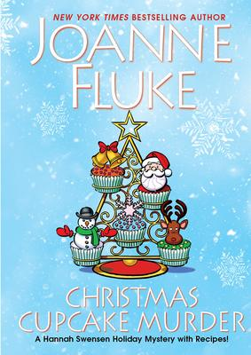 Joanne Fluke discusses The Christmas Cupcake Murder @ Virtual Event