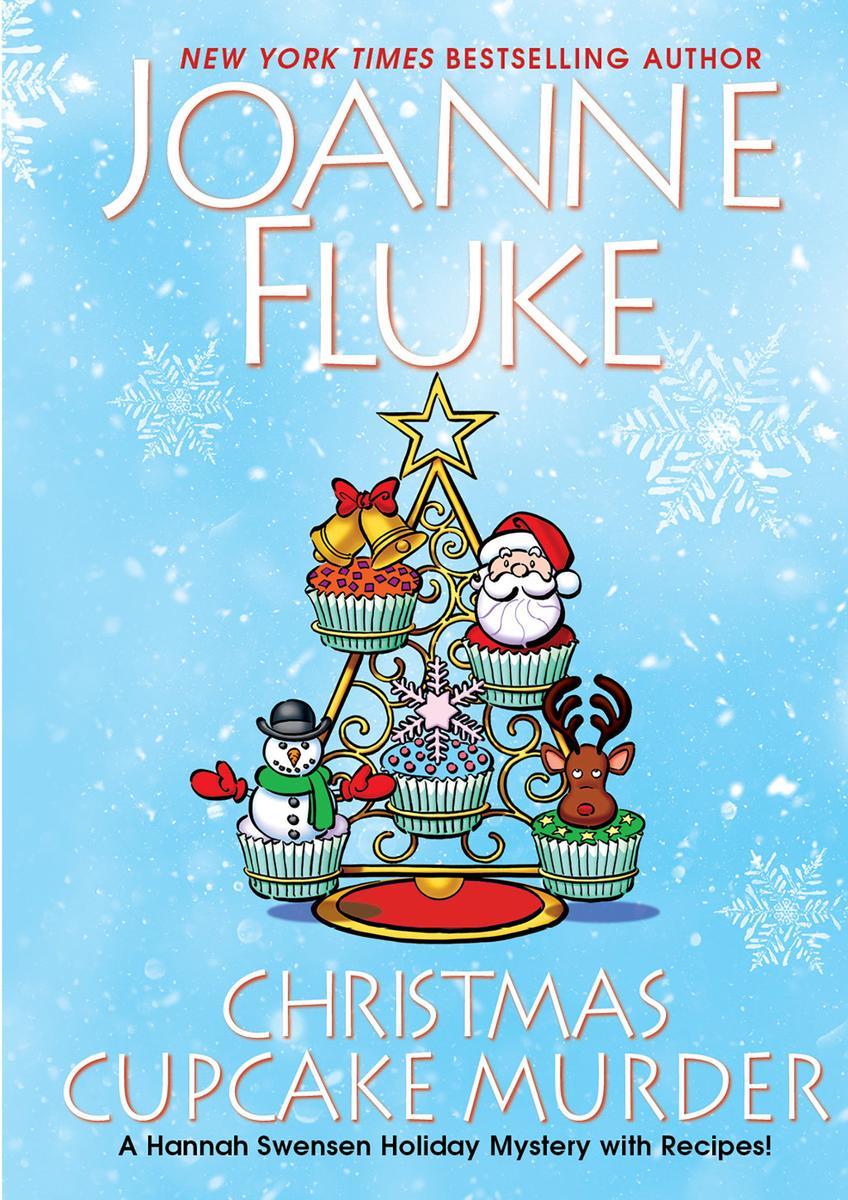 Joanne Fluke discusses The Christmas Cupcake Murder @ Virtual Event