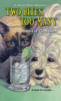 Debra Goldstein signs TWO BITES TOO MANY @ The Poisoned Pen Bookstore
