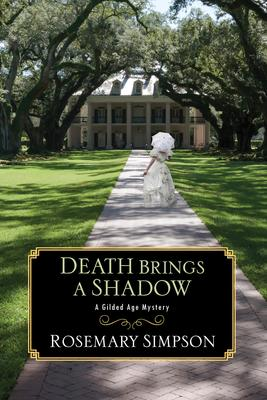 Rosemary Simpson signs DEATH BRINGS A SHADOW @ The Poisoned Pen Bookstore