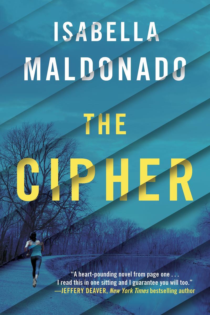 Isabella Maldonado discusses The Cipher @ Virtual Event