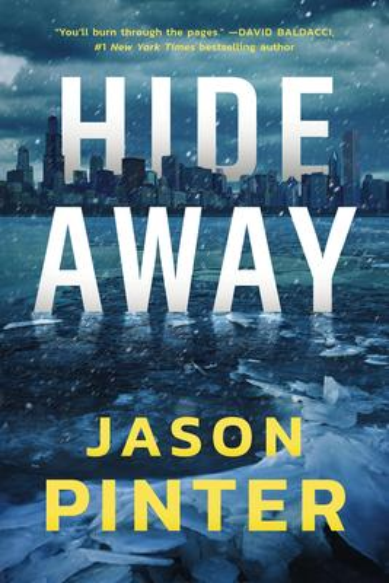 Jason Pinter signs HIDE AWAY @ The Poisoned Pen Bookstore