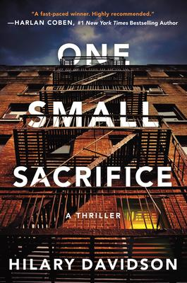 Hilary Davidson signs ONE SMALL SACRIFICE @ The Poisoned Pen Bookstore