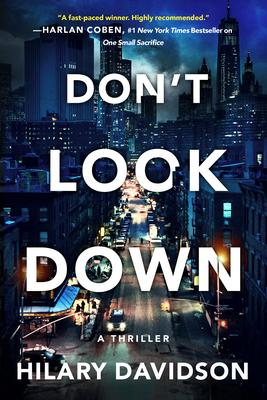 Virtual Event: Hilary Davidson discusses DON'T LOOK DOWN @ The Poisoned Pen Bookstore