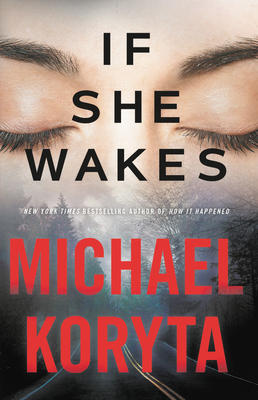 Michael Koryta signs IF SHE WAKES @ The Poisoned Pen Bookstore