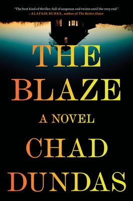 Chad Dundas signs THE BLAZE @ The Poisoned Pen Bookstore