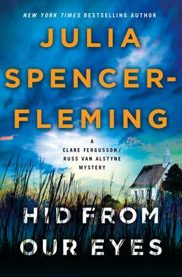 VIRTUAL EVENT:  Julia Spencer-Fleming discusses HID FROM OUR EYES @ The Poisoned Pen Bookstore