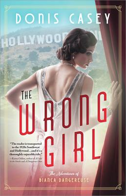 Donis Casey signs THE WRONG GIRL @ The Poisoned Pen Bookstore