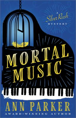 Ann Parker signs MORTAL MUSIC @ The Poisoned Pen Bookstore