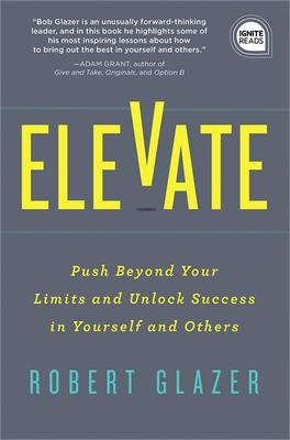 Robert Glazer signs ELEVATE: PUSH BEYOND YOUR LIMITS AND UNLOCK SUCCESS WITHIN YOURSELF @ The Poisoned Pen Bookstore