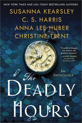 Susanna Kearsley, C.S. Harris, Anna Lee Huber and Christine Trent discuss THE DEADLY HOURS @ Virtual Event