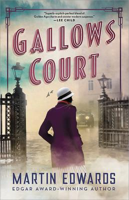 Martin Edwards signs GALLOWS COURT @ The Poisoned Pen Bookstore