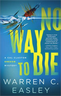 Warren Easley signs NO WAY TO DIE @ The Poisoned Pen Bookstore