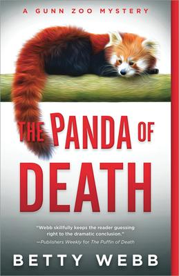 Betty Webb signs THE PANDA OF DEATH @ The Poisoned Pen Bookstore