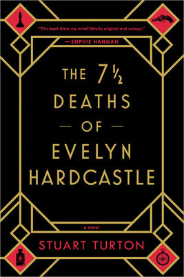 Stuart Turton signs THE 7 1/2 DEATHS OF EVELYN HARDCASTLE @ The Poisoned Pen Bookstore