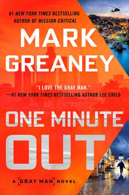 Mark Greaney signs ONE MINUTE OUT @ The Poisoned Pen Bookstore