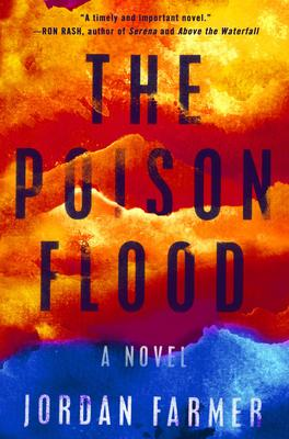 Virtual Event: Jordan Farmer discusses THE POISON FLOOD @ The Poisoned Pen Bookstore