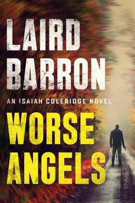 Virtual Event: Laird Barron discusses WORSE ANGELS @ The Poisoned Pen Bookstore