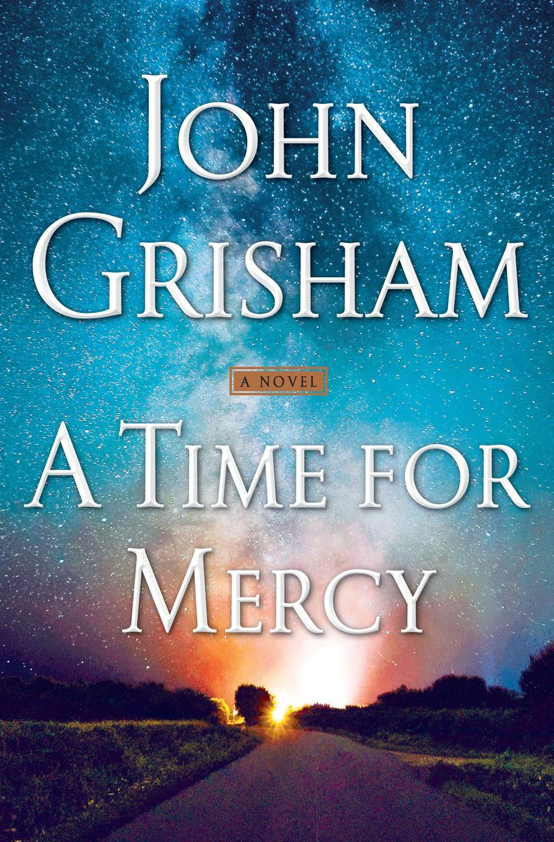 John Grisham discusses A Time For Mercy with special guest host, Ace Atkins! @ Virtual Event