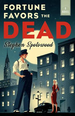 Stephen Spotswood discusses Fortune Favors the Dead @ Virtual Event