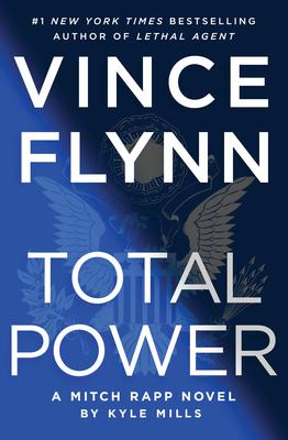Virtual Event: Kyle Mills discusses Vince Flynn Total Power with special guest, Brad Thor! @ Virtual Event