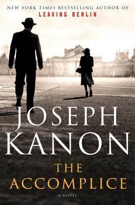 Joseph Kanon signs THE ACCOMPLICE @ The Poisoned Pen Bookstore