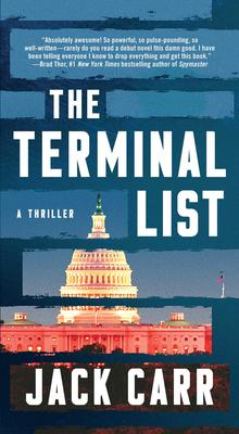 Jack Carr signs THE TERMINAL LIST @ The Poisoned Pen Bookstore  | Scottsdale | Arizona | United States