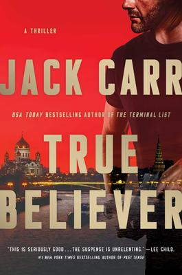 Jack Carr signs TRUE BELIEVER @ The Poisoned Pen Bookstore  | Scottsdale | Arizona | United States