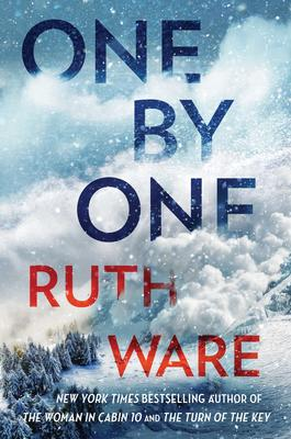 Virtual Event: Ruth Ware discusses ONE BY ONE @ Facebook Live