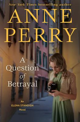 Anne Perry discusses A Question of Betrayal @ Virtual Event