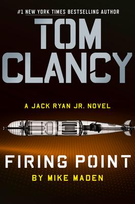 Virtual Event: Mike Maden discusses TOM CLANCY FIRING POINT @ The Poisoned Pen Bookstore