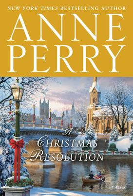 Anne Perry Discusses A CHRISTMAS RESOLUTION @ Virtual Event