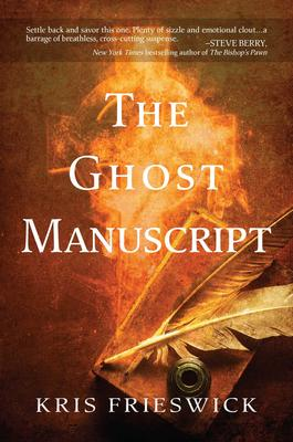 Kris Frieswick signs THE GHOST MANUSCRIPT @ The Poisoned Pen Bookstore