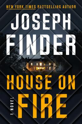 Joseph Finder signs HOUSE ON FIRE @ The Poisoned Pen Bookstore
