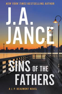 J.A. Jance signs SINS OF THE FATHERS @ The Poisoned Pen Bookstore