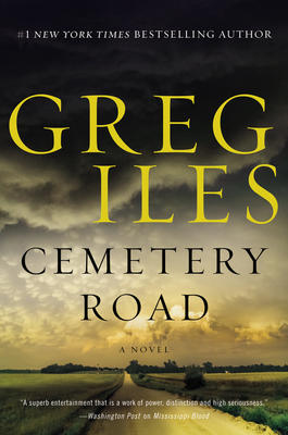 Greg Iles signs CEMETERY ROAD @ The Poisoned Pen Bookstore