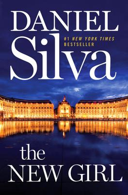 Ticketed Event: Daniel Silva THE NEW GIRL Book Signing and Discussion **SOLD OUT** @ The Poisoned Pen Bookstore