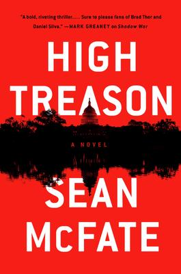 Virtual Event: Sean McFate discusses HIGH TREASON.  Hosted by Brad Taylor! @ The Poisoned Pen Bookstore